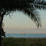 relax desde la playa