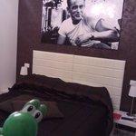 La camera James