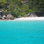 Spiaggia Anse D' argent
