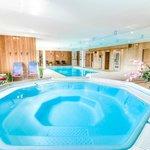 spa et piscine du Tyrol à La Rosière