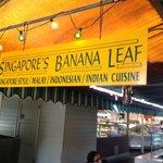 Photo of Singapore's Banana Leaf