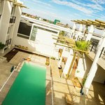 Courtyard / Pool