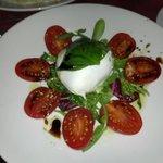 Delicious Caprese Salad!