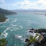View from Knysna Heads