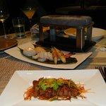 Hokkaido scallops & Jumbo prawns (barbecue)