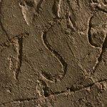 Uno dei graffiti nella cella indica la data 1759, durante l'inquisizione