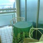 Piccolo balconcino