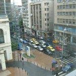 Вид на улицу Виктории