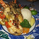 lobster dinner ($30 extra)