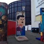 части берлинской стены