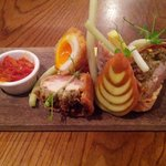 The FANTASTIC Ploughmans Board!