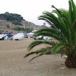 Третий - главный пляж