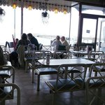 The cafe today