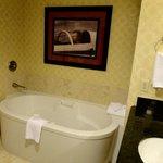 Vista del baño
