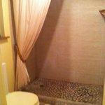 stanza 4: la doccia