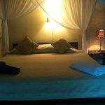 stanza 4: il letto