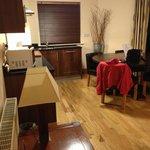 Apartment main area
