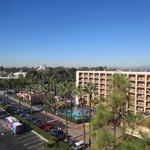 9th Floor Facing Disneyland