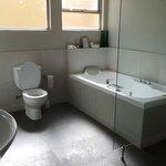 De badkamer