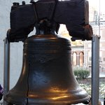 General photo of the Liberty Bell