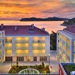 Dvori Lapad apartments with lift,supermarket,bars,cinema