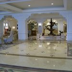 Villas lobby