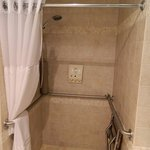 King Mobility Accessible Bathroom - Roll-in Shower
