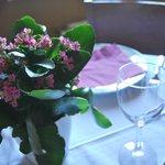 Detalle decorativo Restaurante Las Raices de la Encina