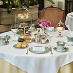 Alvear High Tea at L'Orangerie