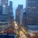 View from Room of Downtown Seattle
