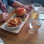Harpers Burger at Harper's Landing Oakville