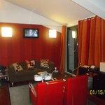 la suite coin salon tv