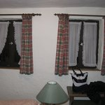 Even the curtains are adorable!
