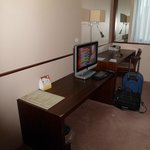 Large Desk Area