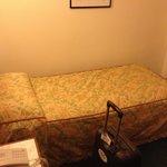 Il letto della singola