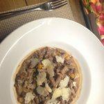 To die for. Cavatelli de Sanglier. Wild Boar ragu.
