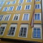 Mozart Gebursthaus