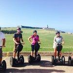 Segway Tour - El Morro Fort OSJ