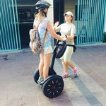 Segway Training Session by Natalie