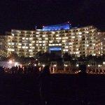 noite de 31 de dezembro , festa na praia
