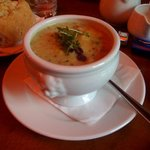 Wonderful soups!