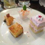 Dessert choice