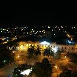 Main Square in Santa CLara