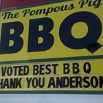The BEST BBQ in Anderson!!!