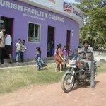 Tourism Facility - Drive-in Beach - Kannur - North Kerala