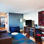 Guest Suite Living