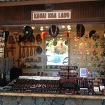 Kauai Koa Lady Shop in Old Koloa Town