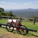 Our Bike at the Lookout