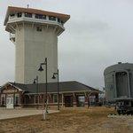 Golden Spike Tower & Visitor Center