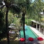 Inviting private pool within Villa Dewi Sri, Dea Villas @ Canggu, Bali.